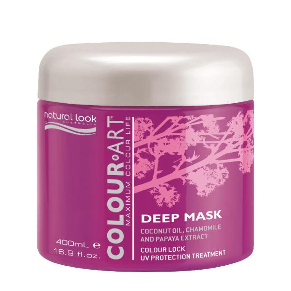 Natural Look COLOUR ART Deep Mask