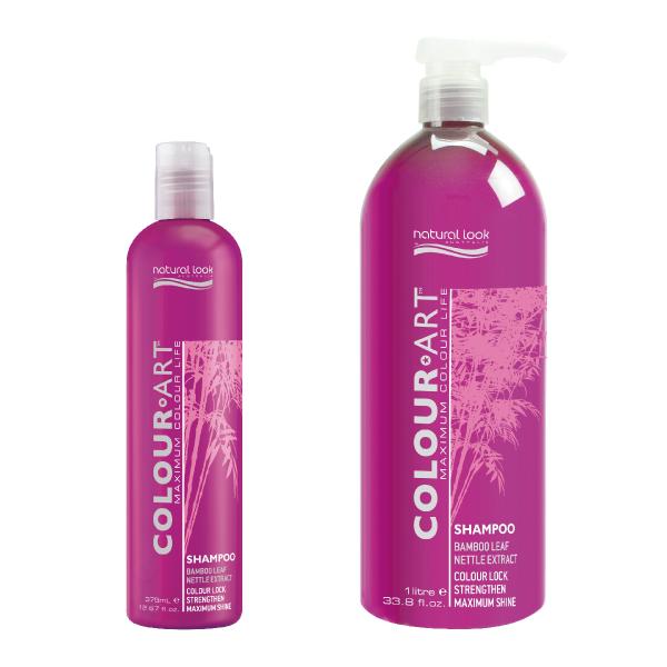 Natural Look COLOUR ART Shampoo