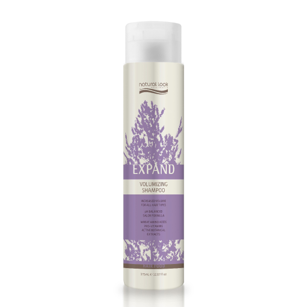 Natural Look Expand Volumizing Shampoo