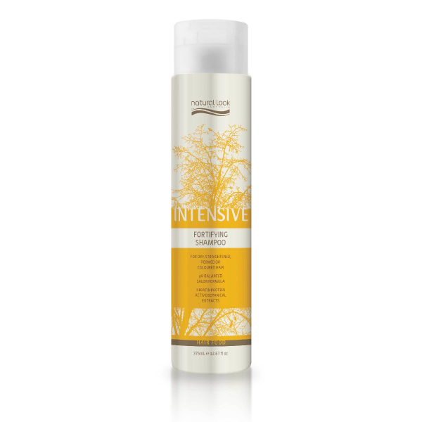 Natural Look Intensive Fortyfying Shampoo