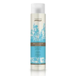 Natural Look Purify Anti-Dandruff Shampoo