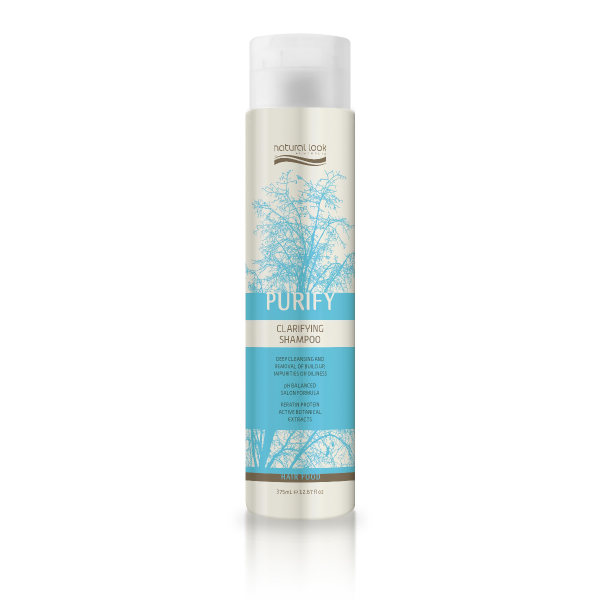 Natural Look Purify Clarifying Shampoo