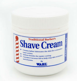 Wahl Traditional Barbers Shave Cream