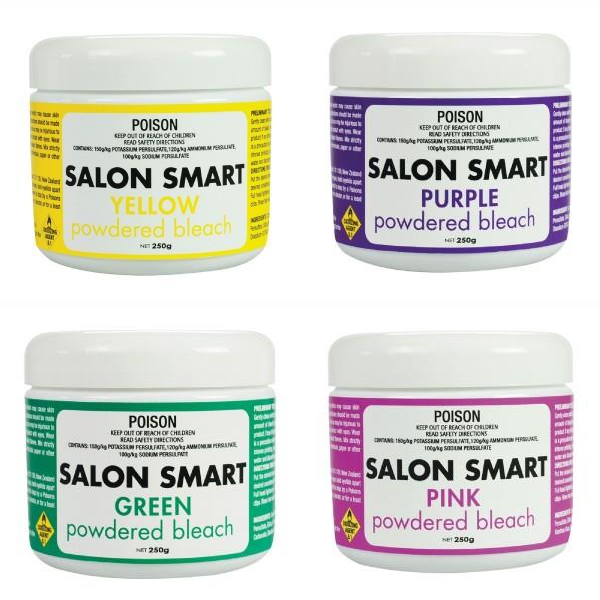 Salon Smart Coloured Bleach Group