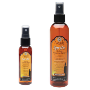 Agadir Argan Oil Spritz Styling Finishing Spray Group
