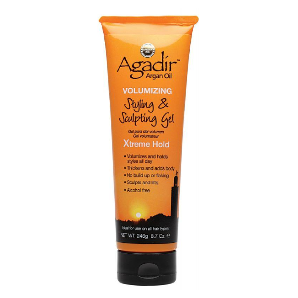 Agadir Argan Oil Styling & Sculpting Gel Xtreme Hold