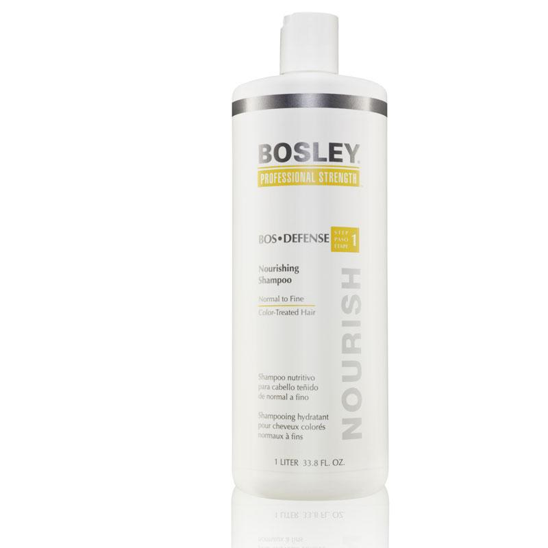 Bosley BosDefense Shampoo For Color-Treated Hair 1litre