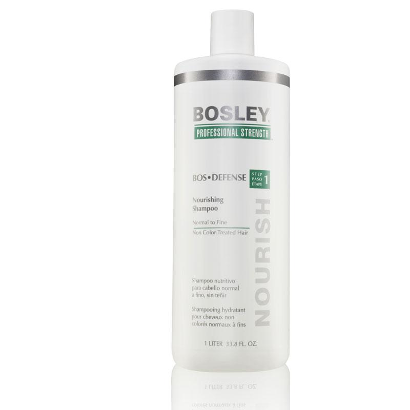 Bosley BosDefense Shampoo For Non Color-Treated Hair 1litre