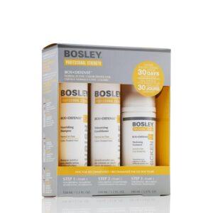 Bosley BosDefense Starter Pack For Color-Treated Hair
