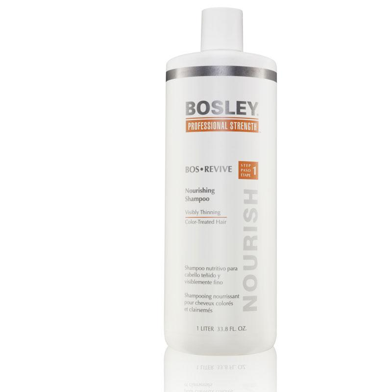 Bosley BosRevive Shampoo For Color-Treated Hair 1 Litre
