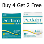 Acclaim Plus 4 + 2 Offer