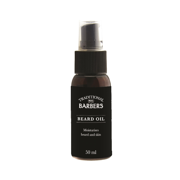Wahl Traditional Barber Beard Oil