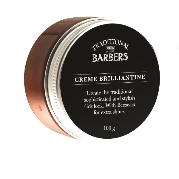 Wahl Traditional Barbers Creme Brilliantine