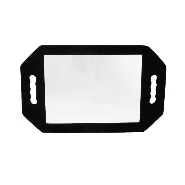 Cabello Square Foam Mirror