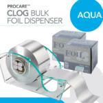 Procare Clog Dispenser & Premium Foil 500m