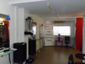 Salon Depot Training Room