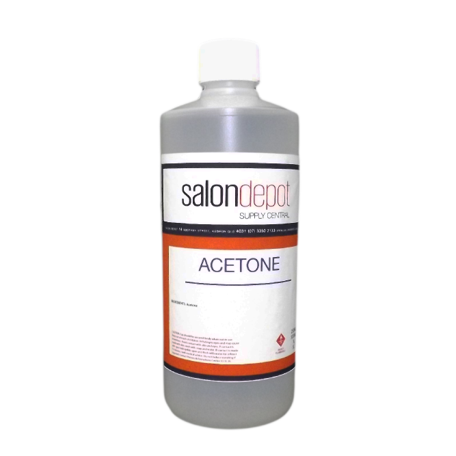Salon Depot Acetone 500ml