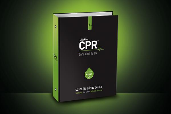 Vitafive CPR Colour Chart