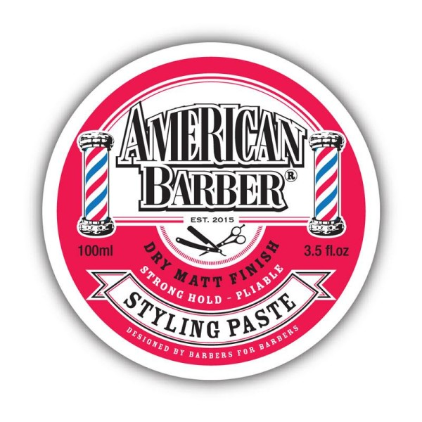 American Barber Styling Paste