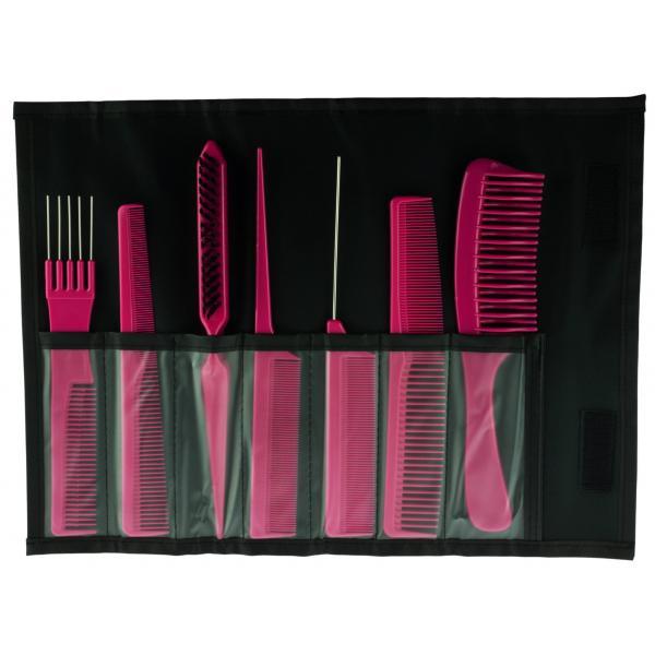 Comb Set Pink