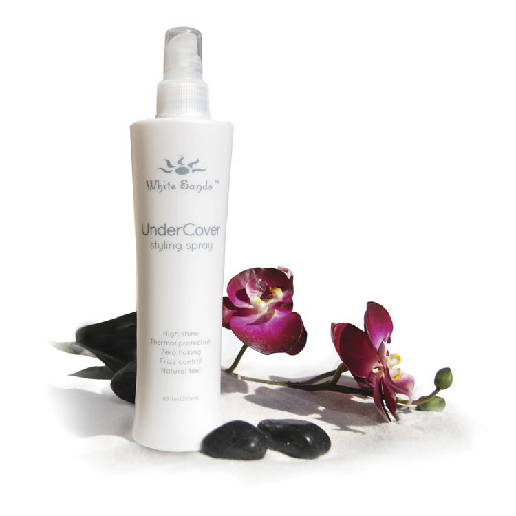 White Sands UnderCover Styling Spray