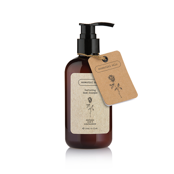 affinage essential oil nurturing rose shampoo 250ml