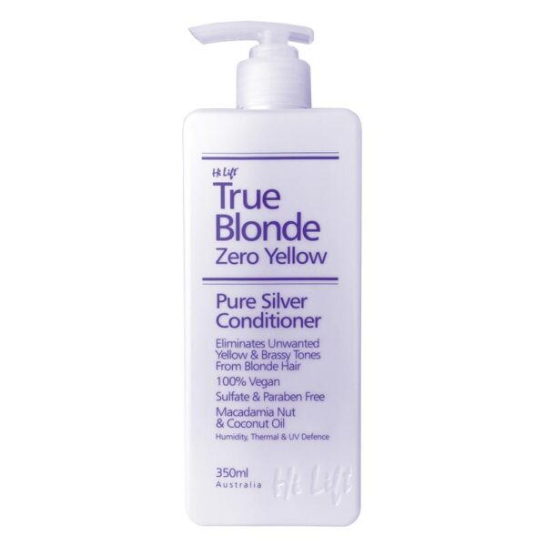 Hi Lift True Blonde Zero Yellow Conditioner 350ml