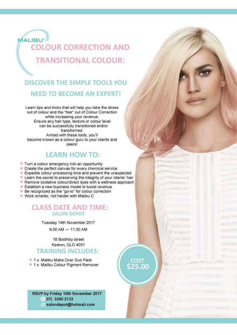 You are currently viewing Malibu C Colour Correction And Transitional Colour
