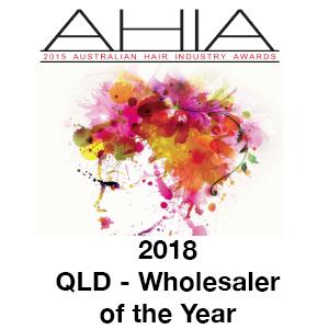 AHIA 2018 QLD Wholesaler of the Year Award