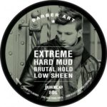 Juuce Barber Art Extreme Hard Mud 80g
