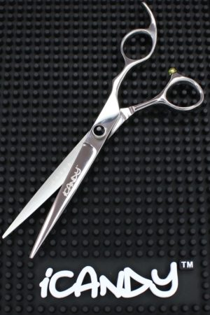 "iCandy Boss BK Scissors 7.0"""
