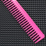 ICANDY CREATIVE SERIES STYLING DETANGLING COMB FUCHSIA PINK 180MM