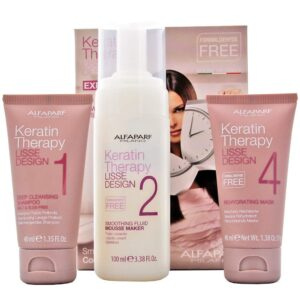 Alfaparf Lisse Keratin Therapy Express Kit