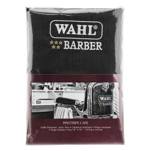 WAHL 5 Stars Barber Pinstripe Cape