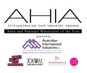 AHIA 2019 - Logo