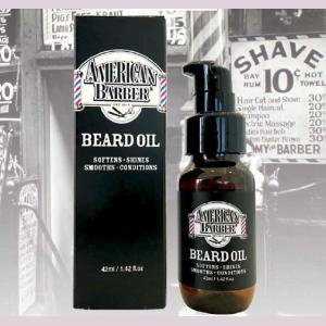 American Barber Beard Oil