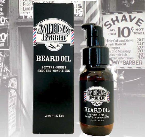 American Barber Beard Oil