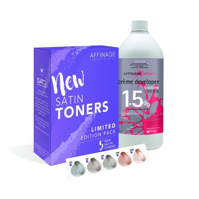 Affinage Satin Toner Kit