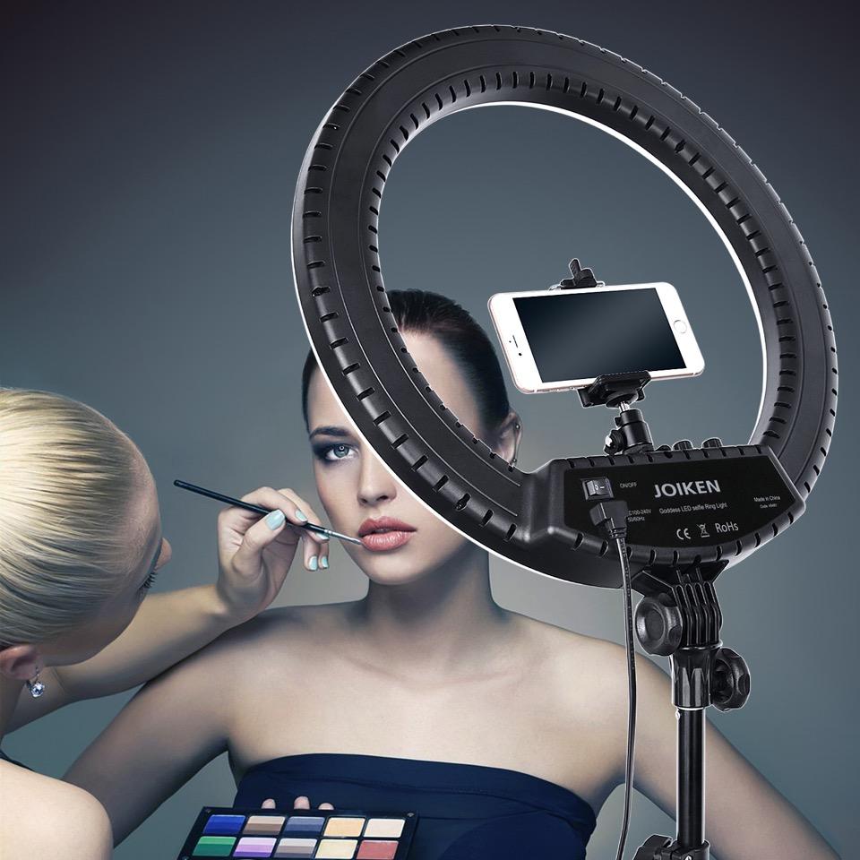 Joiken Goddess Led Selfie Ring Light Salon Depot