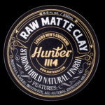 Hunter Raw Matte Clay Top