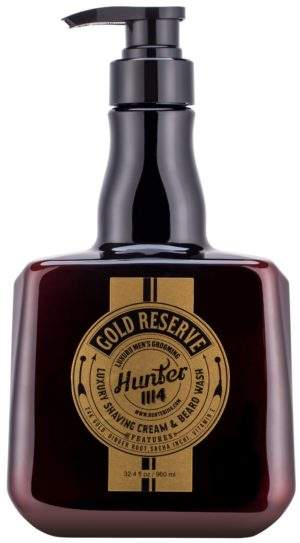 Hunter Gold Reserve Front