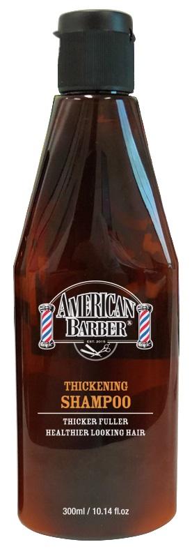 American Barber Thickening Shampoo