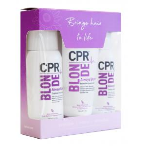CPR Trio Pack – Blonde Solution