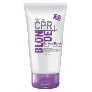 CPR Serious Blonde – Toning Intensive Masque