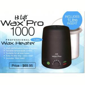 Hi Lift Wax Pro 1000