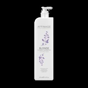 Affinage Cleanse & Care Blonde Toning Shampoo