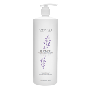 Affinage Cleanse & Care Blonde Toning Treatment 1000ml