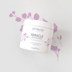 Affinage Cleanse & Care Miracle Repair Mask 450ml