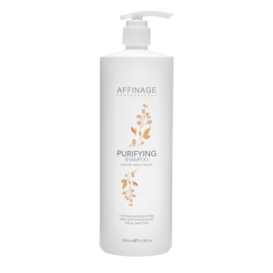Affinage Cleanse & Care Blonde Purifying Shampoo 1000ml