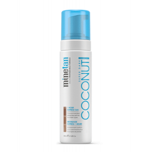 Minetan Coconut Water Self Tan Foam 200ml